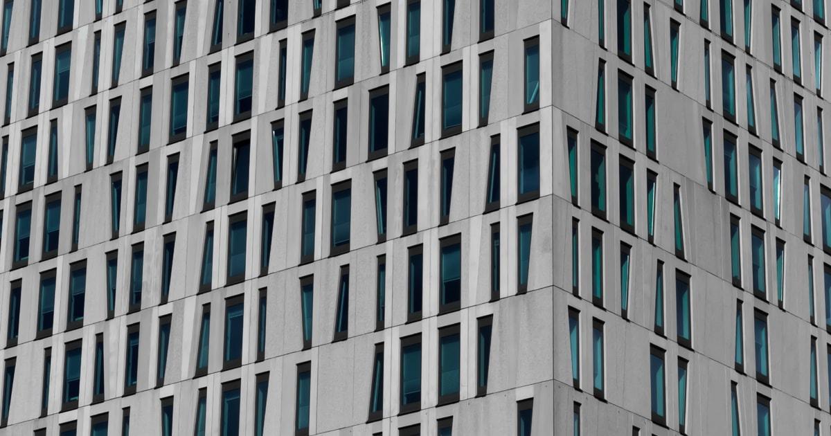 鉄筋コンクリートの建物